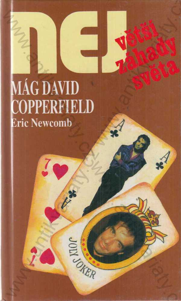 Eric Newcomb - Mág David Copperfield