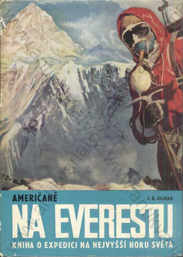 James Ramsey Ullman - Američané na Everestu