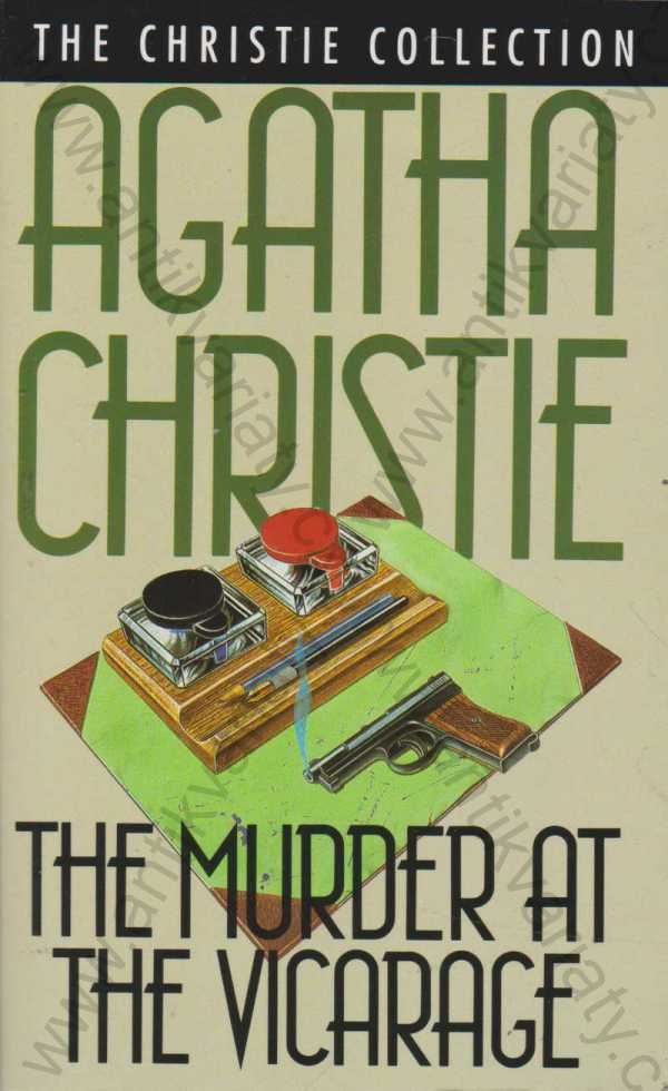 Agatha Christie - The Murder at the Vicarage