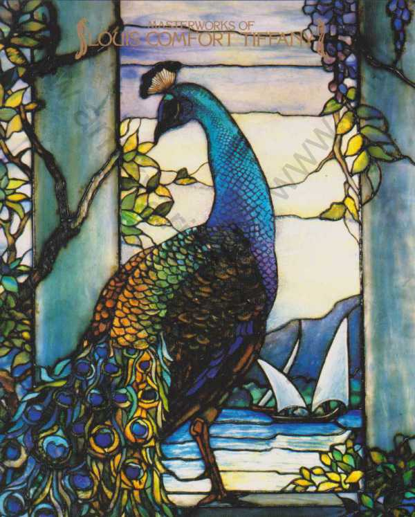 - Masterworks of Louis Comfort Tiffany