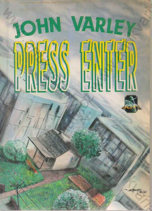 John Varley - Press enter