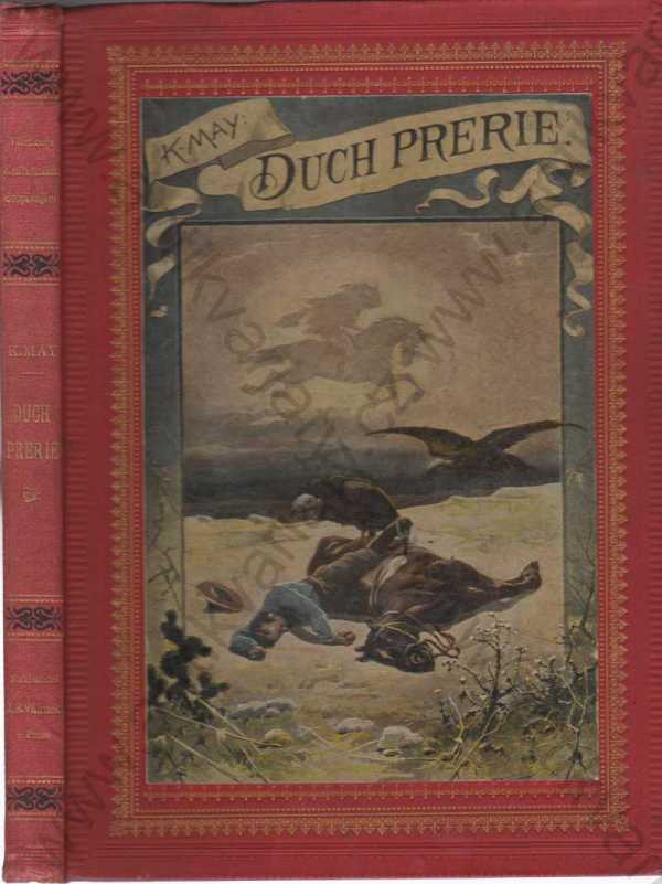 Karel May - Duch prerie