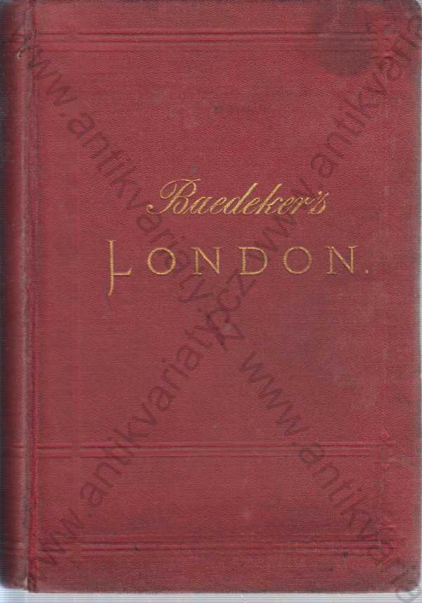 Karl Baedeker - London