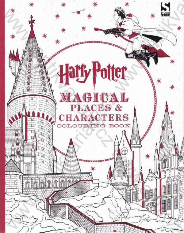 - Harry Potter Magical places & characters