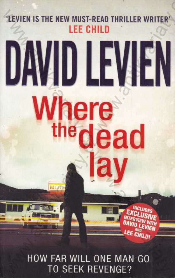 David Levien - Where the dead lay