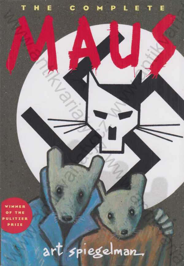 Art Spiegelman - The Complete Maus