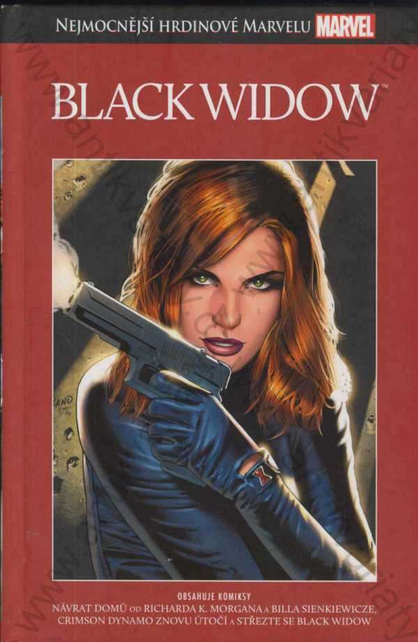 - Black Widow
