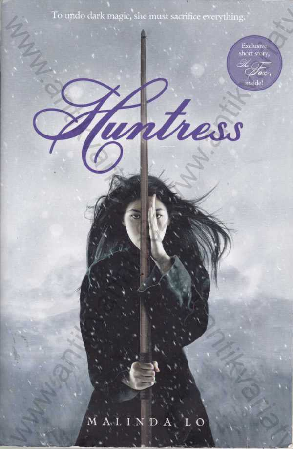 Malinda Lo - Huntress