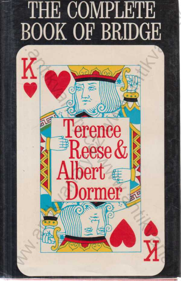 Terence Reese, Albert Dormer - The Complete Book of Bridge