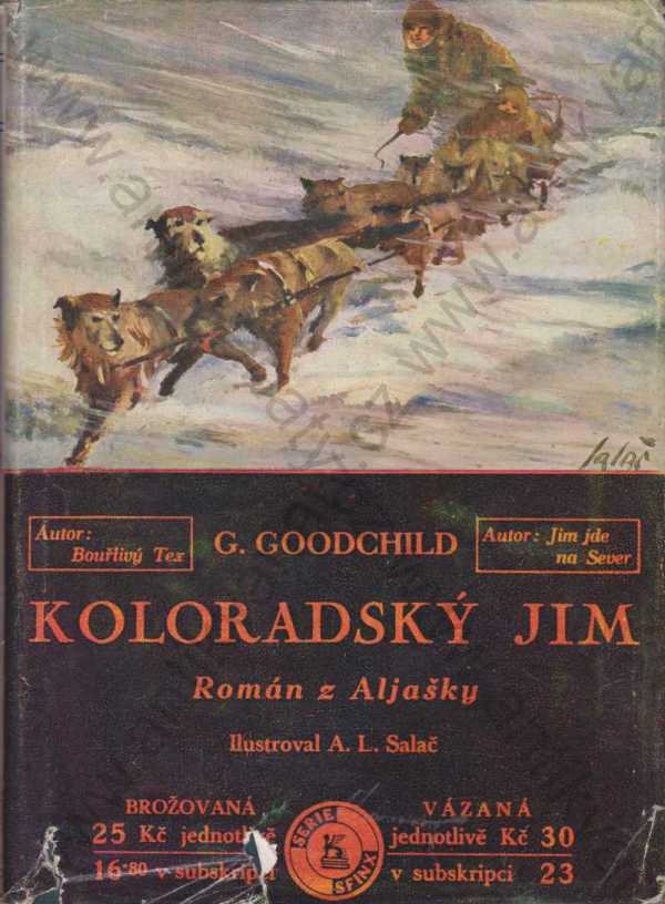 George Goodchild - Kolorádský Jim