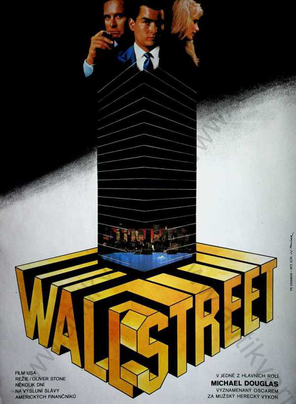 Jan Tománek - Wall Street