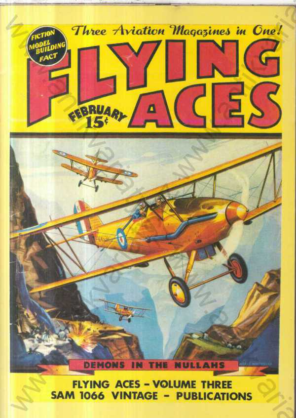 - Flying Aces - Volume Three