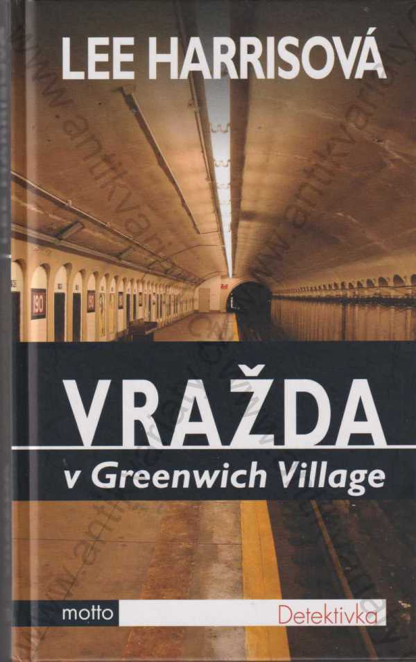 Lee Harris - Vražda v Greenwich Village