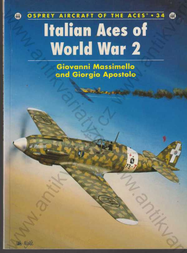 Giovanni Massimello and Giorgio Apostolo - Italian Aces of World War 2