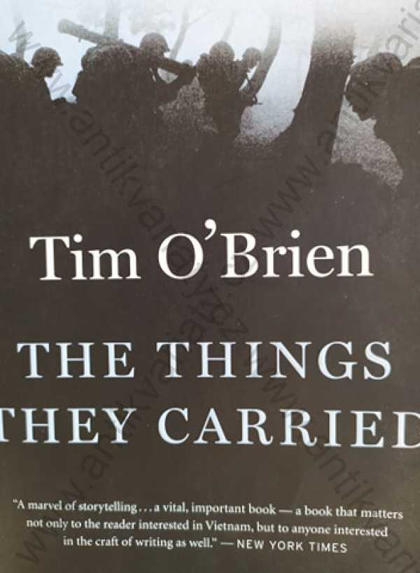 Tom O Brien - The Things the carried