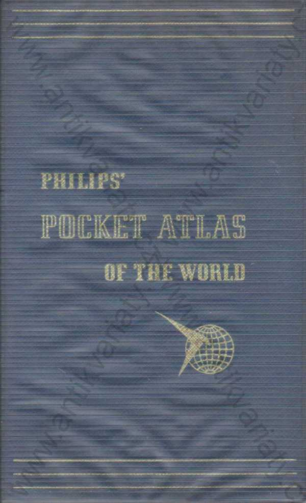 Harold Fullard (ed.) - Philips' Pocket Atlas of the World