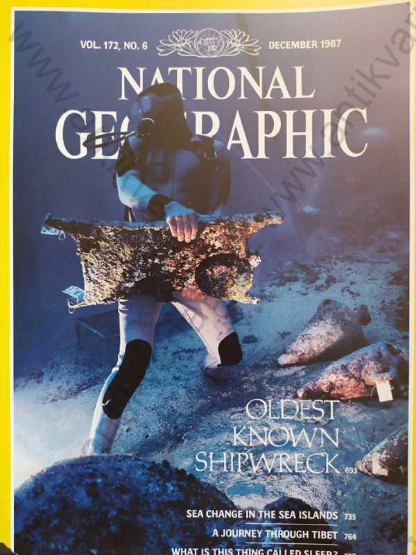 - National Geographic - December 1987, Vol. 172. No. 6