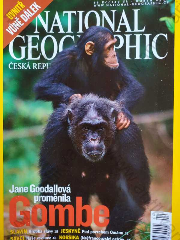 - National Geographic - Duben 2003