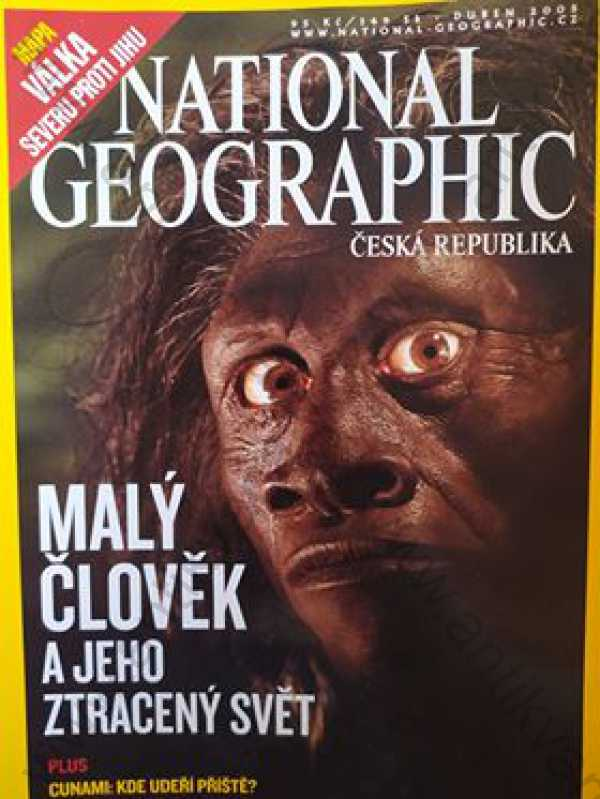 - National Geographic -Duben 2005