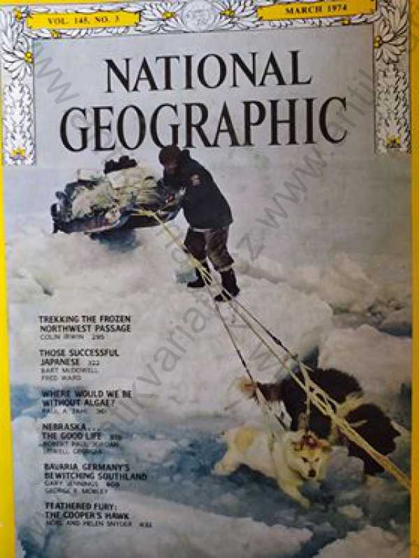 - National Geographic - March 1974, Vol. 145, No. 3