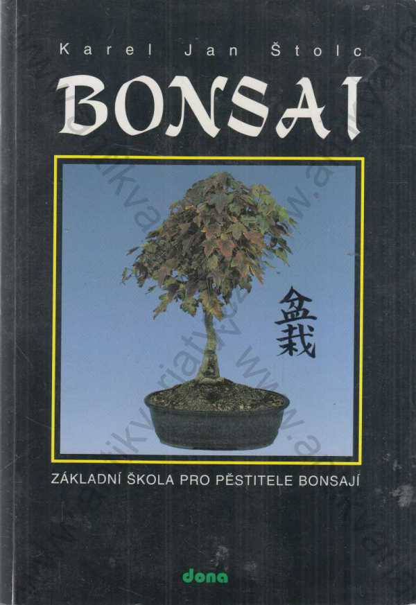 Karel Jan Štolc - Bonsai