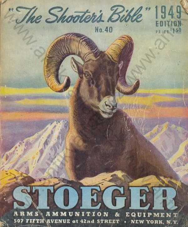 A. F. Stoeger - The Shooter's Bible
