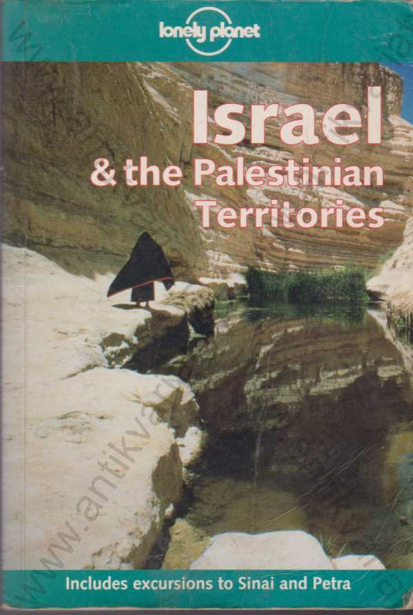 Paul Hellander, Andrew Humphreys, Neil Tilbury - Israel & the Palestinian Territories - anglicky
