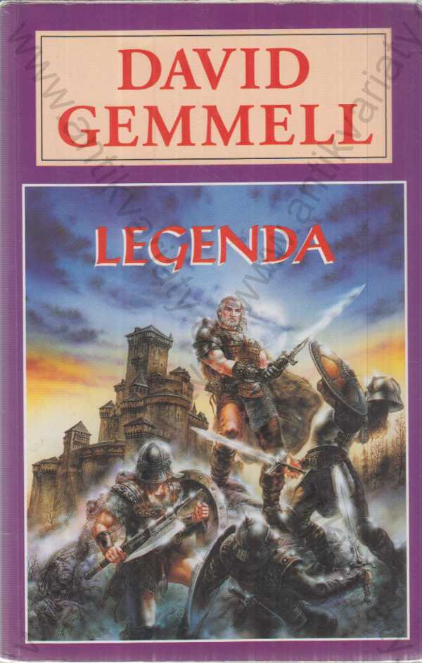 David Gemmell - Legenda