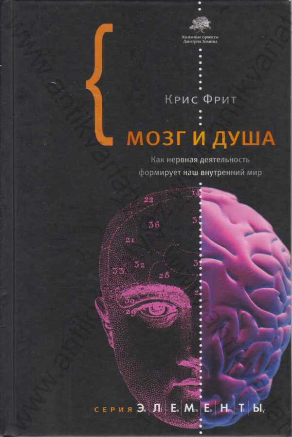 Chris Frith - Mozek a duše (Making Up the Mind: How the Brain Creates Our Mental World)